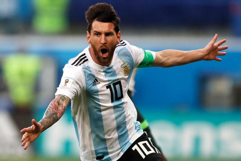 Lionel Messi y Sergio Agüero liderarán a Argentina en Copa América
