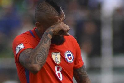 """Vidal fue entrevistado por Arthur: """"Muchas veces he llorado por no ir al Mundial"""""""