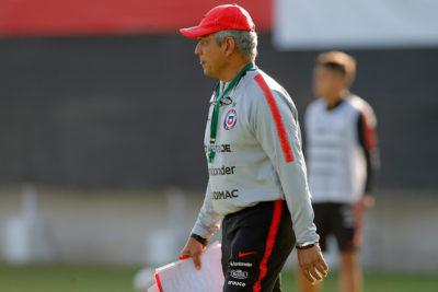 Copa América: Reinaldo Rueda ratificó a Sánchez y puso en duda presencia de Bravo