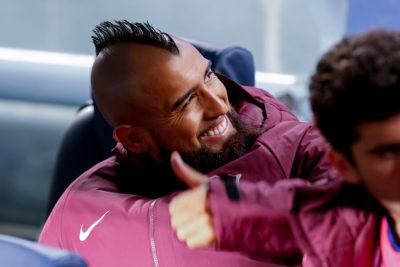 """Aseguran que Arturo Vidal recibió una """"oferta de locos"""" para dejar el Barcelona"""