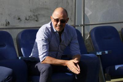 Alfredo Arias podría jugarse su continuidad en la U ante Colo Colo