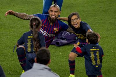 Arturo Vidal confesó que quiere jugar hasta los 40 años y que le gustaría ser DT
