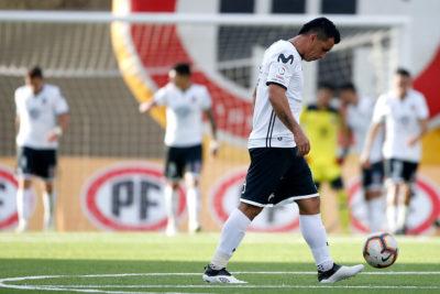 """Paredes no jugará ante Palestino y podría romper récord de """"Chamaco"""" ante la U"""