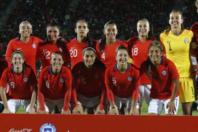 La Roja femenina arribó a Alemania para ultimar preparación para el Mundial
