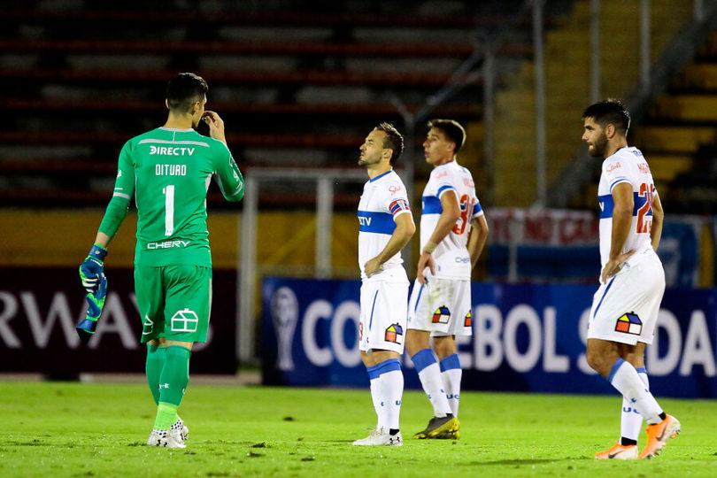 Papelón histórico de U. Católica ante Independiente del Valle en Copa Sudamericana