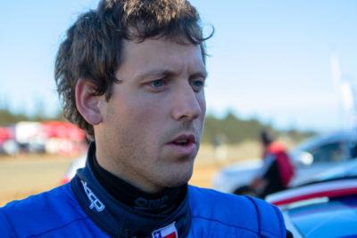 VIDEO | Hijo de Carlos Heller es agredido en presentación del Mundial de Rally en Concepción