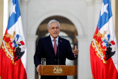 """Piñera y rechazo a proyectos: """"Confío en el patriotismo de los parlamentarios"""""""