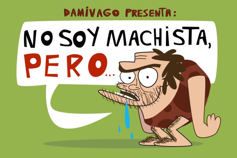 Comic chileno busca erradicar el machismo entre las mujeres y hombres