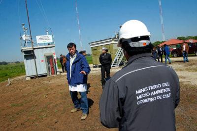SMA busca origen de mal olor en extensa zona de Concón luego que vecinos dieran la alerta