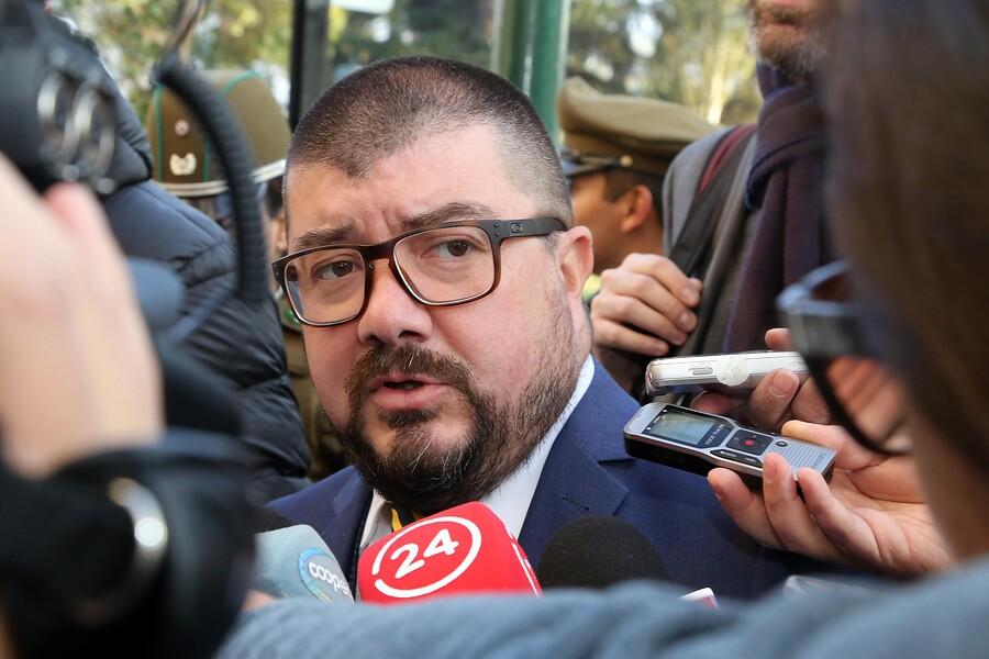 PDI allanó casa del fiscal Sergio Moya por caso Huracán