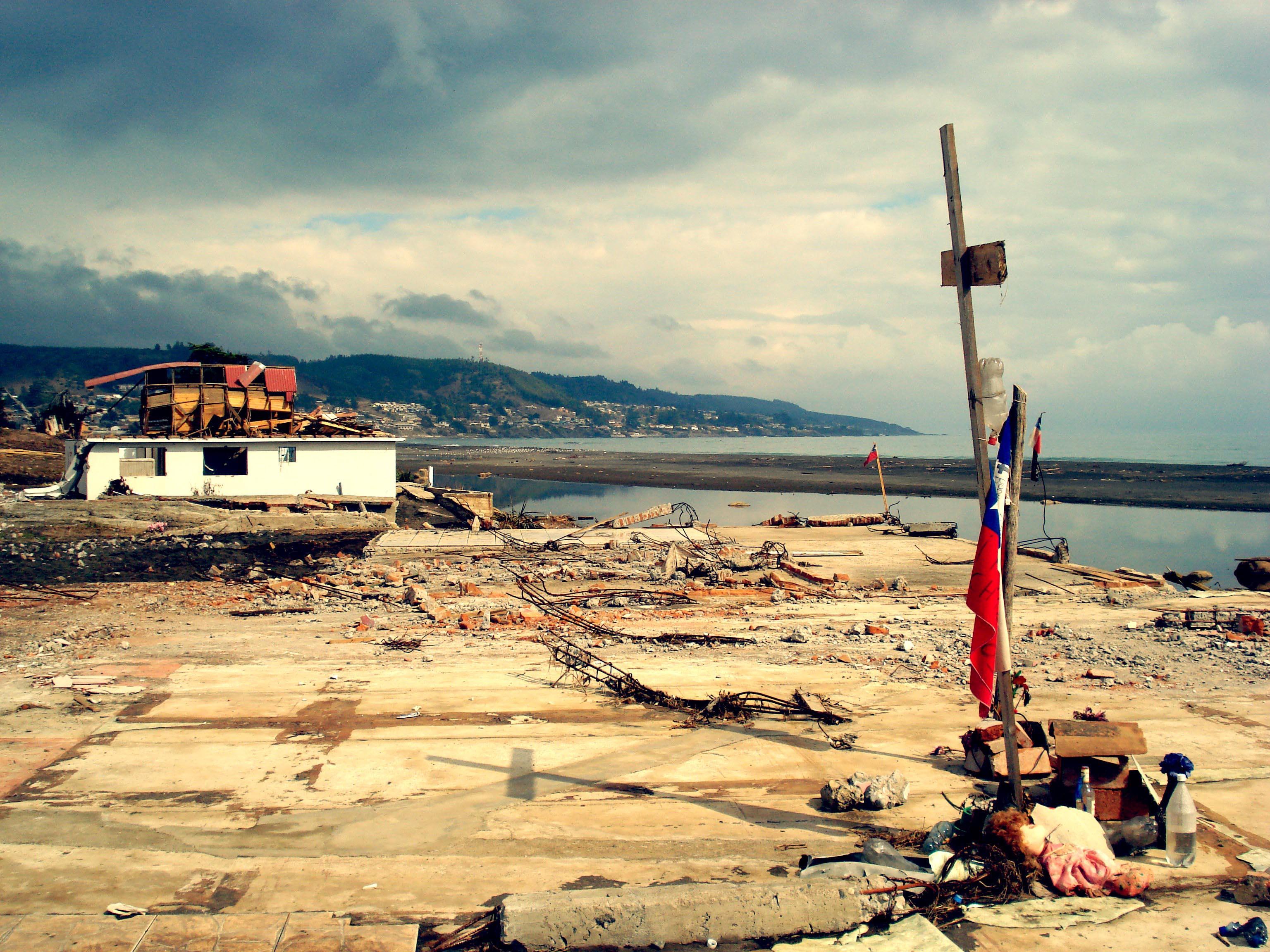 Chile requiere quintuplicar número de investigadores en desastres durante los próximos 20 años
