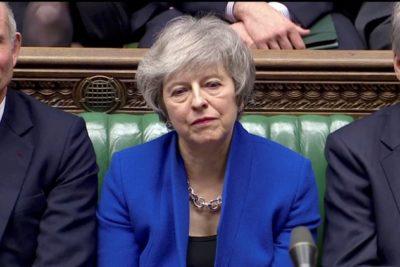 Reino Unido: Theresa May propone un nuevo referéndum por el Brexit