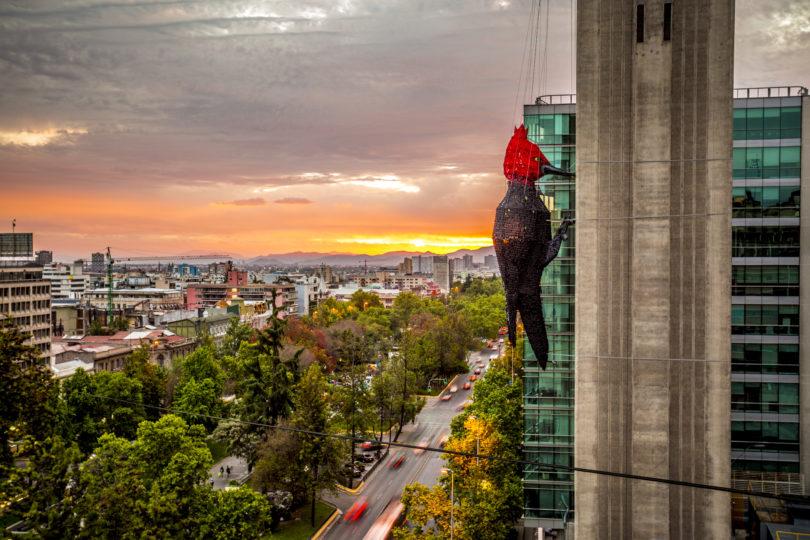 Festival Hecho en Casa abre las postulaciones para intervenir con arte la Torre Entel