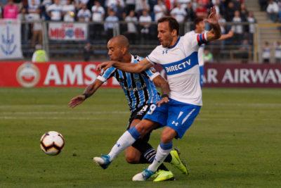 La UC busca hazaña de vencer a Gremio en Brasil para avanzar en la Libertadores