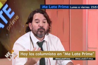 """Vasco Moulian y su paso por Muy Buenos Días: """"María Luisa Godoy me trataba como enfermito"""""""