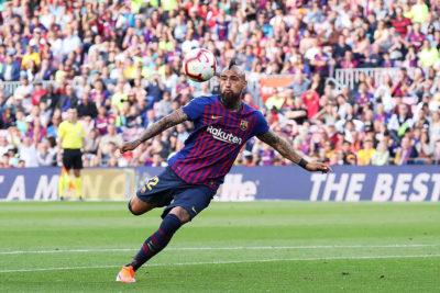 VIDEO | El incansable Arturo Vidal marca en el triunfo del Barcelona ante Getafe