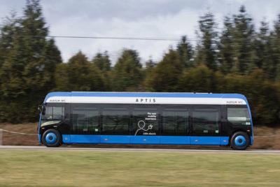 VIDEO | Nuevo bus eléctrico se sumará a Red Movilidad para circular por Santiago