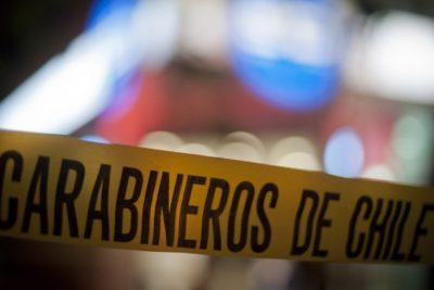 Renca: detienen a tres menores de edad por violento robo a chofer de Uber