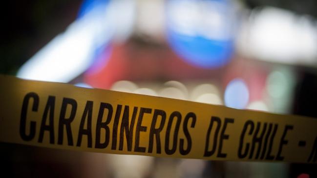 Le tiraron agua caliente: guardia de seguridad resultó herido tras violento robo en Valparaíso