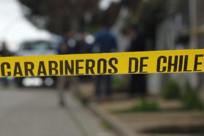 Registran violento asalto en La Reina: sujetos atacaron con un cuchillo a su víctima