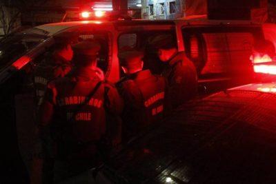 Desconocidos dispararon contra Subcomisaría de Carabineros en Ercilla