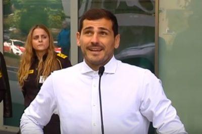 """VIDEO   Casillas fue dado de alta tras sufrir un infarto: """"No sé qué será del futuro"""""""