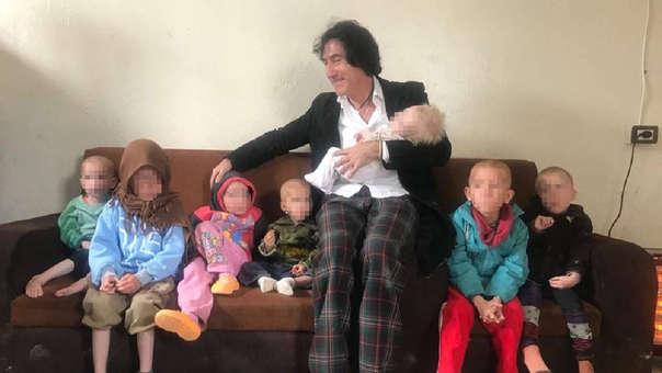 Rescatan a nietos de chileno que fueron abandonados en Siria luego que sus padres se unieran a Estado Islámico