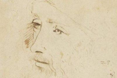 Descubrieron un nuevo retrato de Leonardo da Vinci a 500 años de su muerte