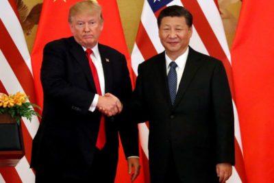 EEUU concretó fuerte alza de aranceles a los productos chinos