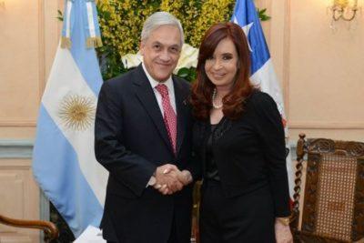 """Cristina Fernández sobre Piñera: """"Es de derecha, pero muy simpático"""""""