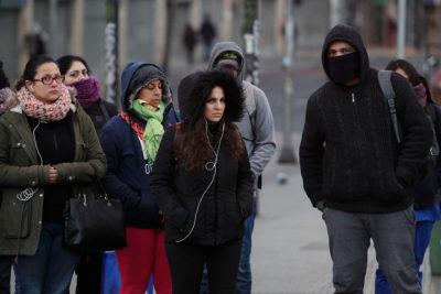 Meteorología emitió aviso por ola polar en nueve regiones y Coquimbo declaró alerta