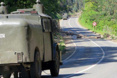 Un comunero mapuche y dos carabineros resultaron heridos en operativo en Victoria