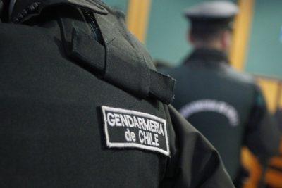 Formalizan a gendarme acusado de facilitar encuentro sexual entre reos a cambio de dinero
