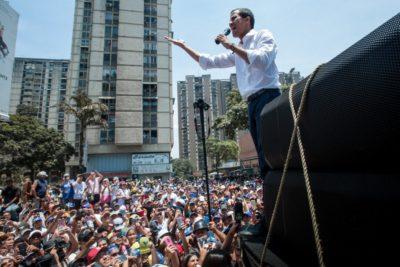 """Juan Guaidó admitió que faltó apoyo militar para derrocar a Nicolás Maduro: """"No hubo suficientes"""""""