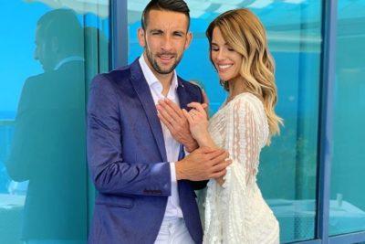 VIDEO | Gala Caldirola y Mauricio Isla se casaron en una ceremonia íntima en España
