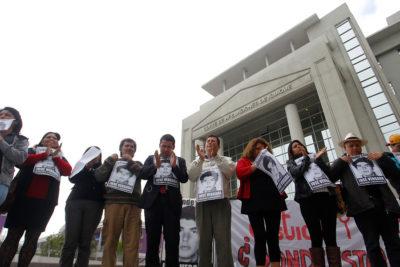 Familia de José Vergara recurre ante la Corte Interamericana contra el Estado de Chile