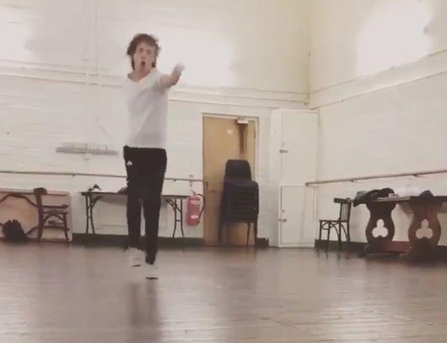 Mick Jagger apareció bailando a un mes de ser operado del corazón