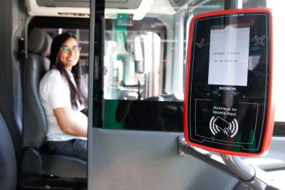 Aumentan las mujeres que trabajan en el sistema de transporte público