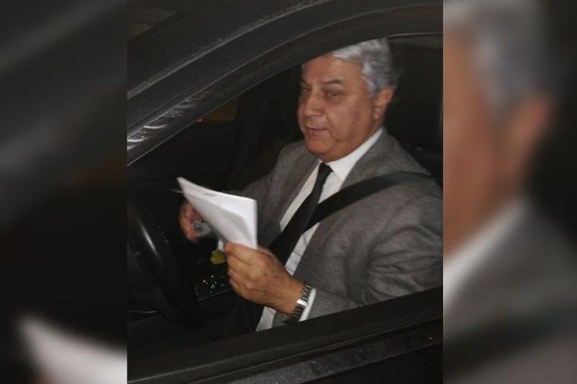 Conductor denunció en Carabineros al diputado Jaime Naranjo por chocarlo y darse a la fuga: lo acusó de tener hálito alcohólico
