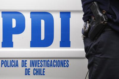 Dos sospechosos heridos: PDI frustró robo de auto a adulto mayor en Quilicura