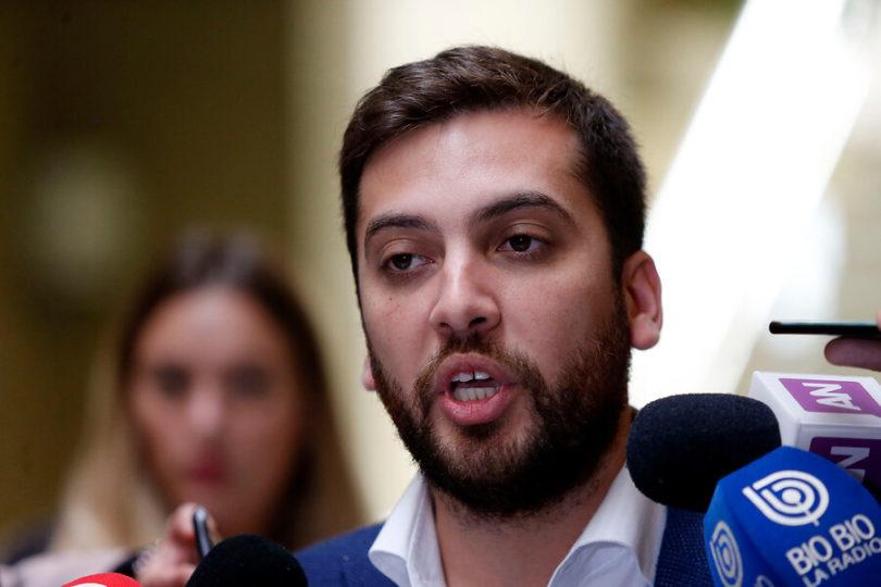 """Diputado Raúl Soto: """"Parece que en la DC no hay libertad de expresión"""""""