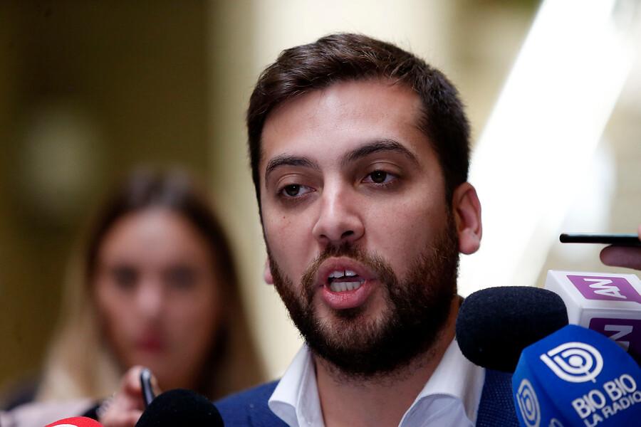 """""""Diputado Raúl Soto:"""