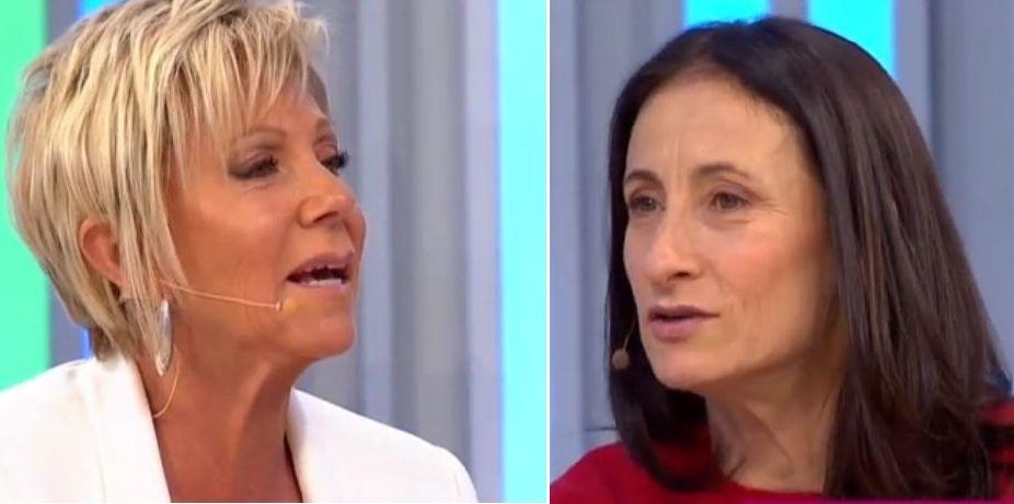 """""""¿Dieron vuelta la página?: Raquel Argandoña y Amparo Noguera se encontraron en TV tras polémica por Patricia Maldonado"""""""