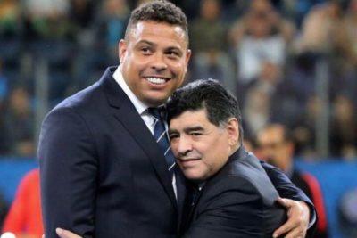 """""""Hay movilizaciones si eres negro, si eres gay…"""": Ronaldo da vuelta al mundo con desafortunada frase"""