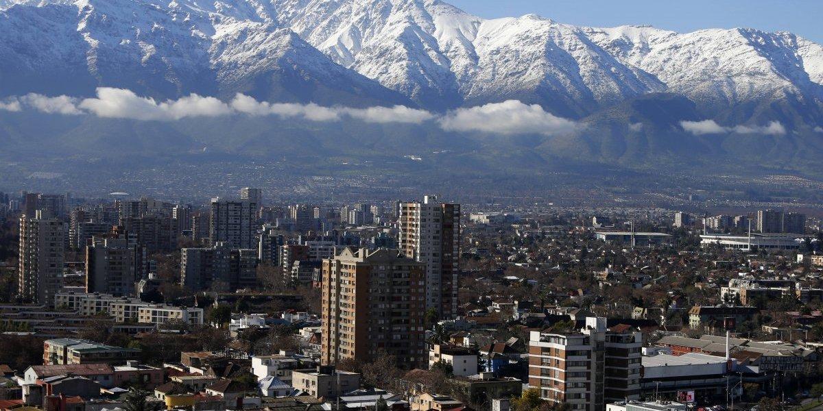 Comunas del sector oriente de Santiago lideran el índice de calidad de vida urbana