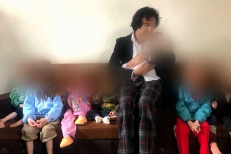 Niños de ascendencia chilena llegaron a Suecia tras ser rescatados en Siria