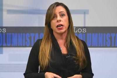 Directora de Iguales le da una clase express a Tere Marinovic sobre homosexualidad en tuit que suma cientos de mensajes