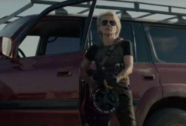 Linda Hamilton y Arnold Schwarzenegger se reunieron en el tráiler de Terminator: Dark Fate