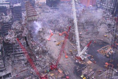Zona Cero en Nueva York: Encuentran más de 2 mil fotos inéditas del 11-S