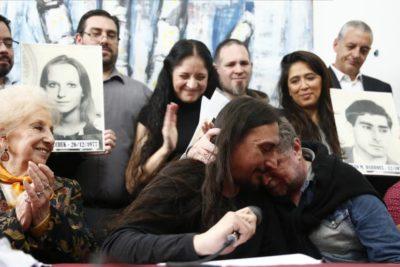 Abuelas de Plaza de Mayo presentan al nieto 130